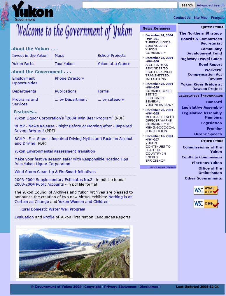 2004 to 2006
